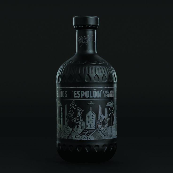 Espolòn Añejo X — The Dieline - Branding & Packaging Design