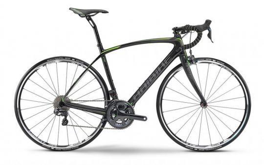 Bicicleta de Curse / Sosea Haibike Affair RC #bicicleteCursa #Haibike #bicicleta