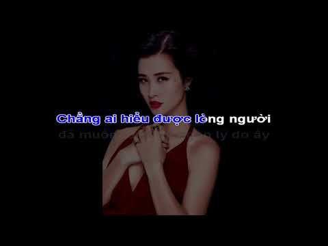 [Karaoke] Sao Chẳng Thể vì anh/em - Đông Nhi - (Tông Nam)