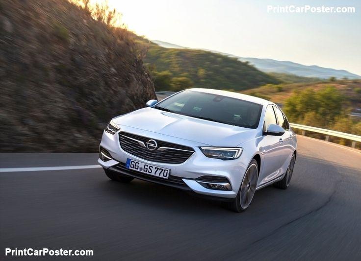 Opel Insignia Grand Sport 2017 poster, #poster, #mousepad, #tshirt, #printcarposter