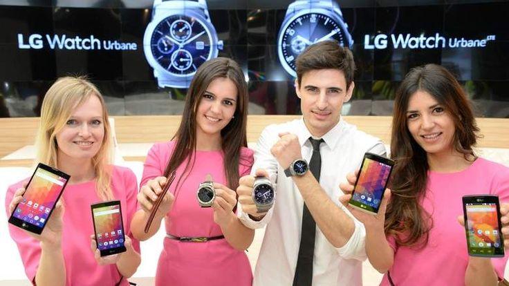 LG sheds light on industry trends - Khaleej Times