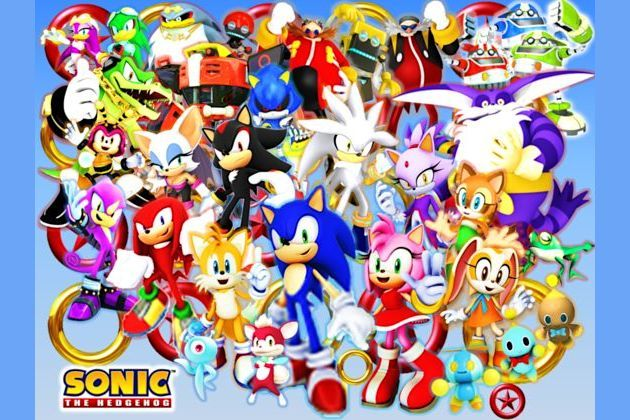 Sonic The Hedgehog Quiz With Images Sonic The Hedgehog Sonic Hedgehog