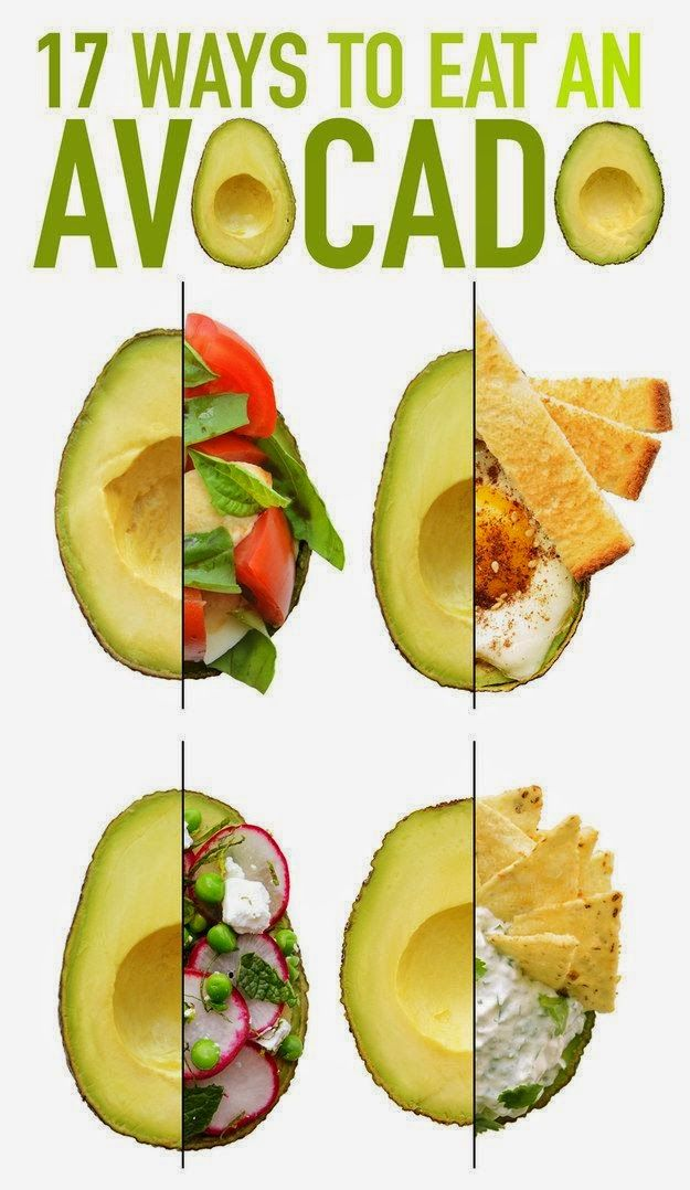 I ADORE Avocado. Now here are 17 Avocado Toppings That Will Change Your Snacking Game Forever. I can't wait to try them all.