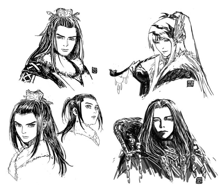Thunderbolt Fantasy: The good, the bad, the other by mick347 on @DeviantArt