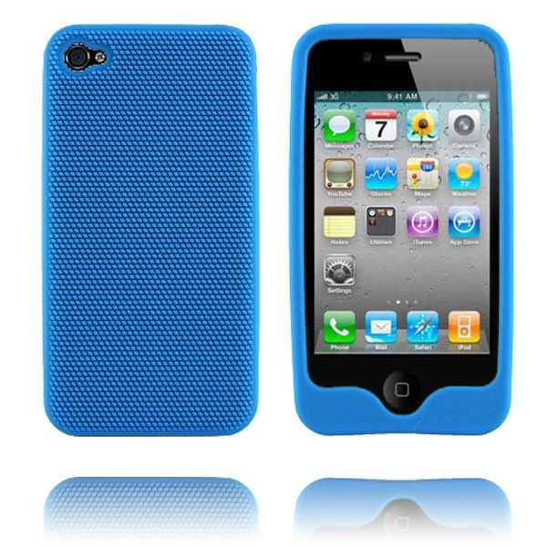 Sahara (Blå) iPhone 4 Cover