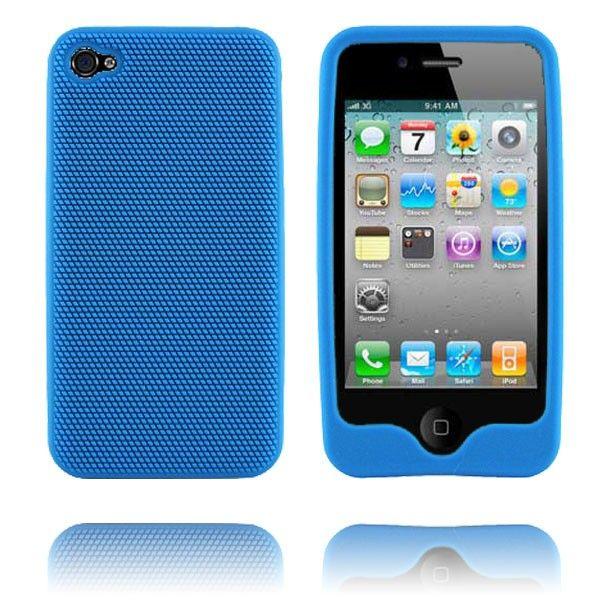 Sahara (Blå) iPhone 4 Deksel