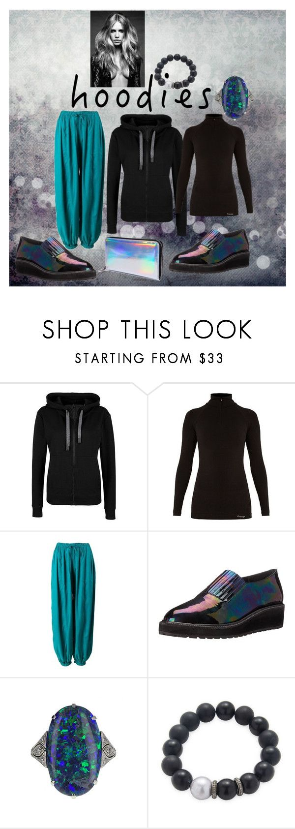 """hoody"" by moestesoh ❤ liked on Polyvore featuring Fusalp, Loeffler Randall, Bavna, Current Mood and Hoodies"