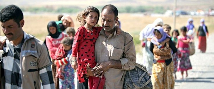 FOX NEWS: ISIS victims in Iraq Christians and Yazidi desperately need global aid Vatican says
