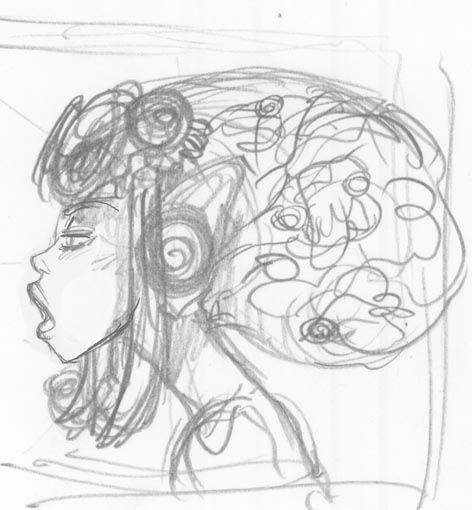 01 · pencil sketchingconcept artsky