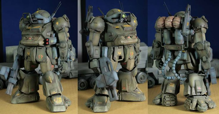 Armored Trooper Votoms  #anime #votoms
