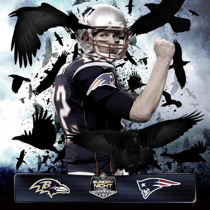 wicked cool picture of Tom Brady