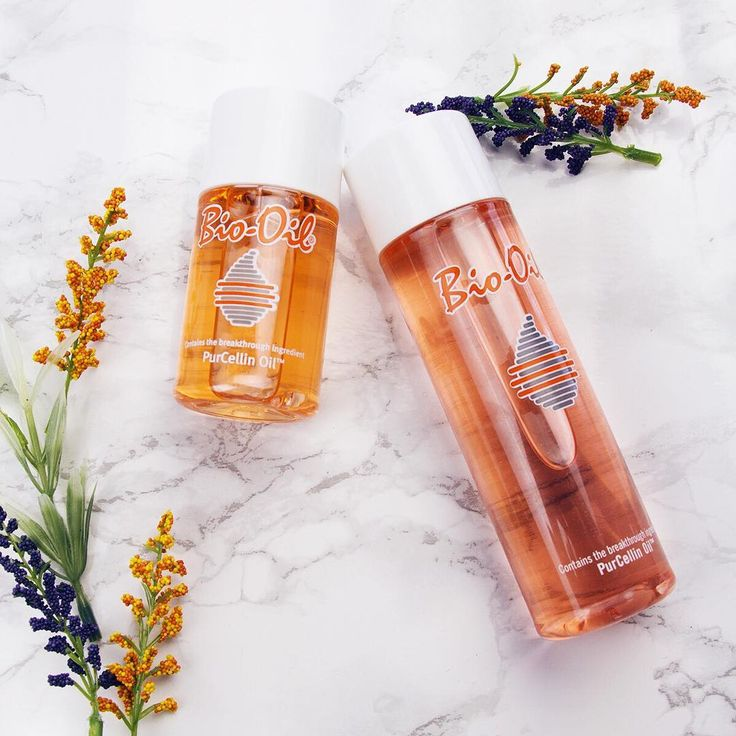 Bio-Oil contains lavender oil, which is known to have skin conditioning properties & provides a calming & #soothing benefit!