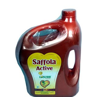 affola, the most heard name and often used product in almost every kitchen. It is one of the best used oil which is genuinely good for health. It is a perfect amalgamation of Omega 3 and Oryzanol, the two important compounds known for supporting heart health. It is mostly useful and beneficial for avoiding heart diseases. Rice Bran Oil and Soyabean Oil plays a great contribution in making Saffola active losorb oil more effective and useful. I