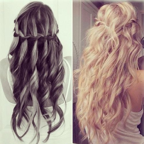 10 best Hair images on Pinterest | Bridal hairstyles, Cute ...