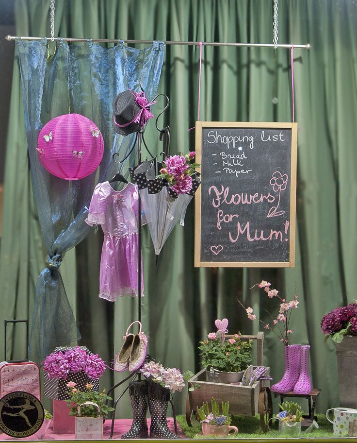 61 Best Images About Mother's Day Window Display