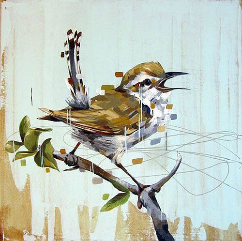 frank gonzalez - I have an obsession with birds!