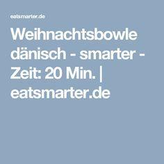 Weihnachtsbowle dänisch - smarter - Zeit: 20 Min. | eatsmarter.de