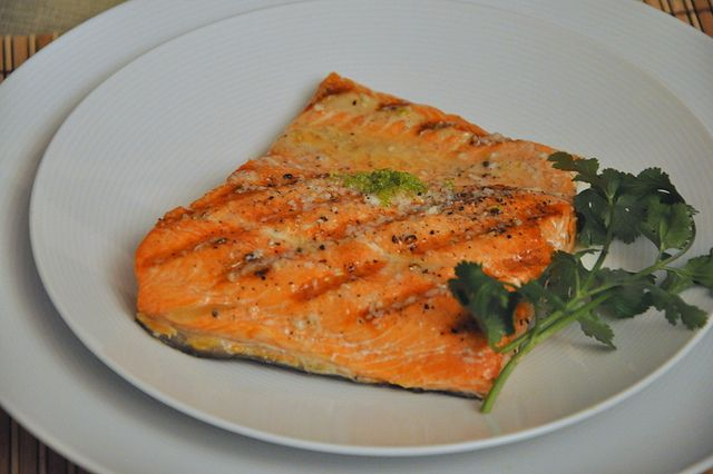 Grilled Salmon with Lime Butter Sauce + Motown Mix | Turntable Kitchen