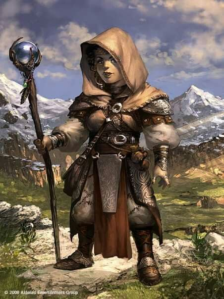 Female Gnome: 837 Best Dwarves, Gnomes, And Halflings Images On