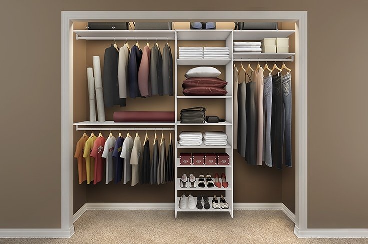 guest room closet closetmaid bedroom pinterest 18473 | b97c759e9a3a494aff00942c70cfe393