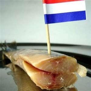 'Nieuwe Haring', brined Dutch herring. #greetingsfromnl