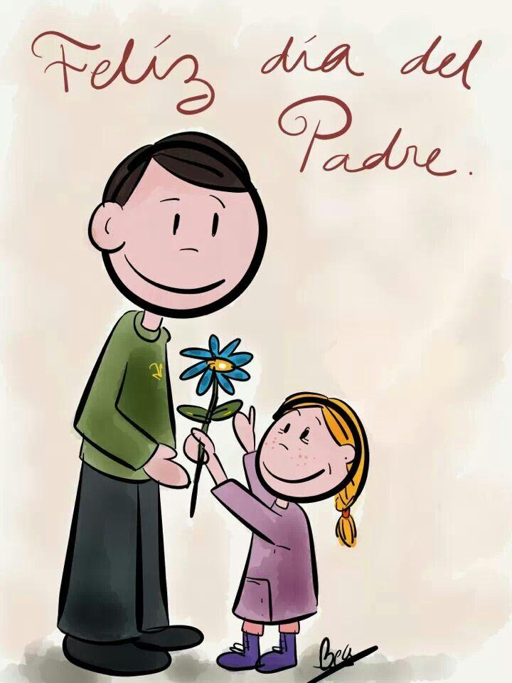 Feliz día del padre.