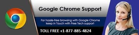 Google Chrome Browser tech support number 1877-885-4824
