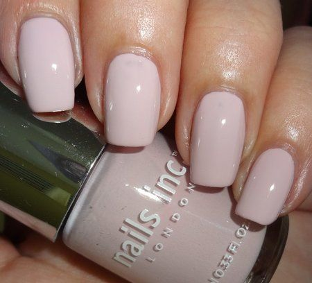 Nails Inc St Catherine's Dock #nudepolish #nails - bellashoot.com