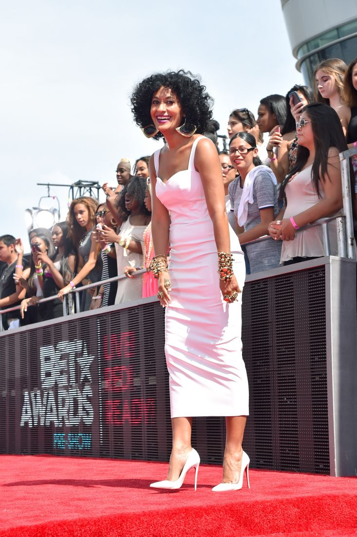 Tracee Ellis Ross @ the 2015 BET Awards