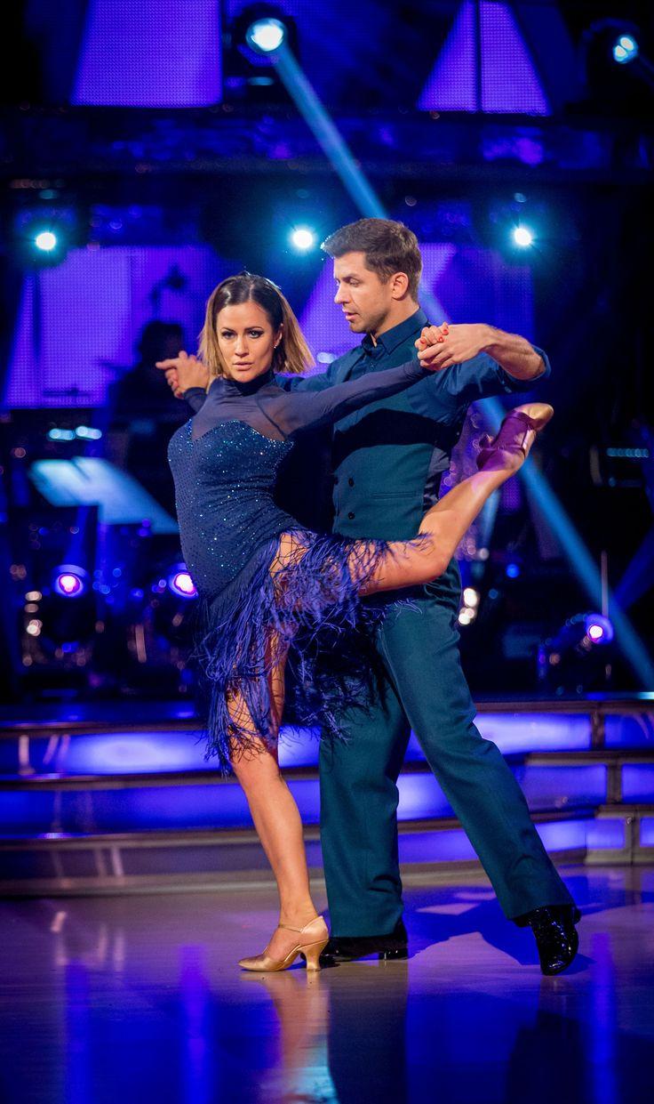 Strictly Come Dancing 2014: Quarter Finals - Pasha Kovalev and Caroline Flack