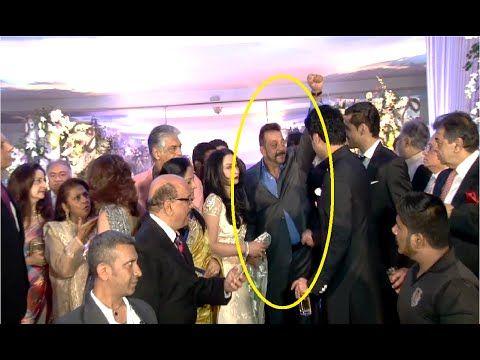 CHECKOUT Munna Bhai Sanjay Dutt CAUGHT fully DRUNK at a Friend's Wedding Reception.  See the full video at : https://youtu.be/iGY0Zud7SUA #sanjaydutt
