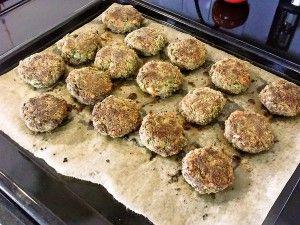 Brokolicové fašírky pečené v rúre (fotorecept) - obrázok 3