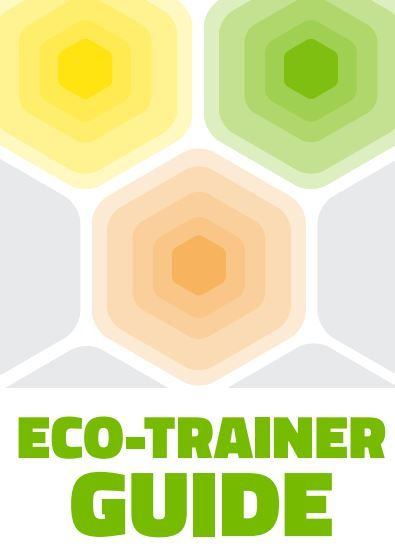 Free Booklet - Guide for eco trainers by Youth and Environment Europe