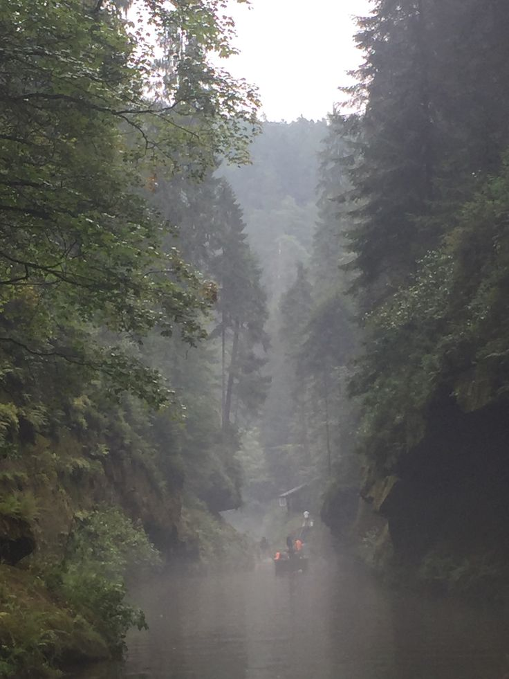 Saxon Switzerland National Park, Czech Republic