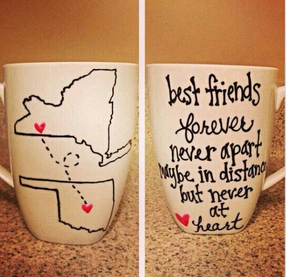 Cute for friends, family, or a significant other!