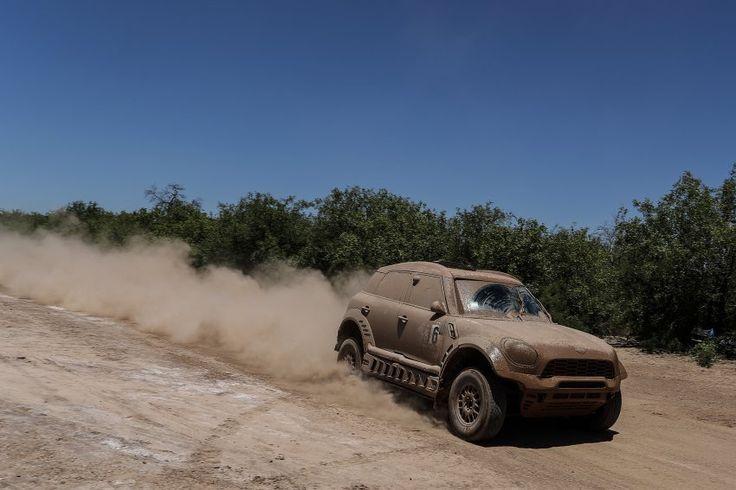 2017 Dakar Rally – Stage 3: San Miguel de Tucumán – San Salvador de Jujuy, 780 km