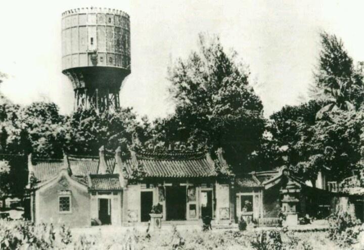 Menara Air N Klenteng Cina Medan