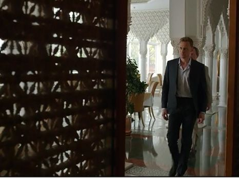 The Night Manager: Inside Es Saadi - Busnelli Adamo #abstyle #abproduction #italianstyle