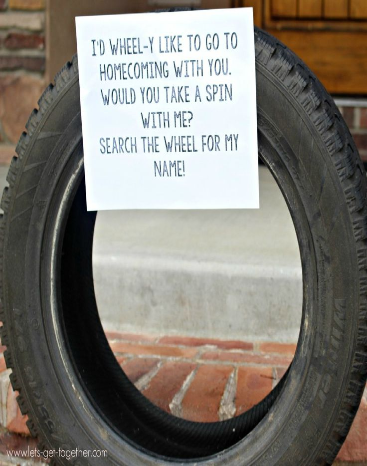 9 best proposals images on pinterest asking to homecoming dance 1 of 4 ways to askanswer to a highschool dance prom ccuart Gallery