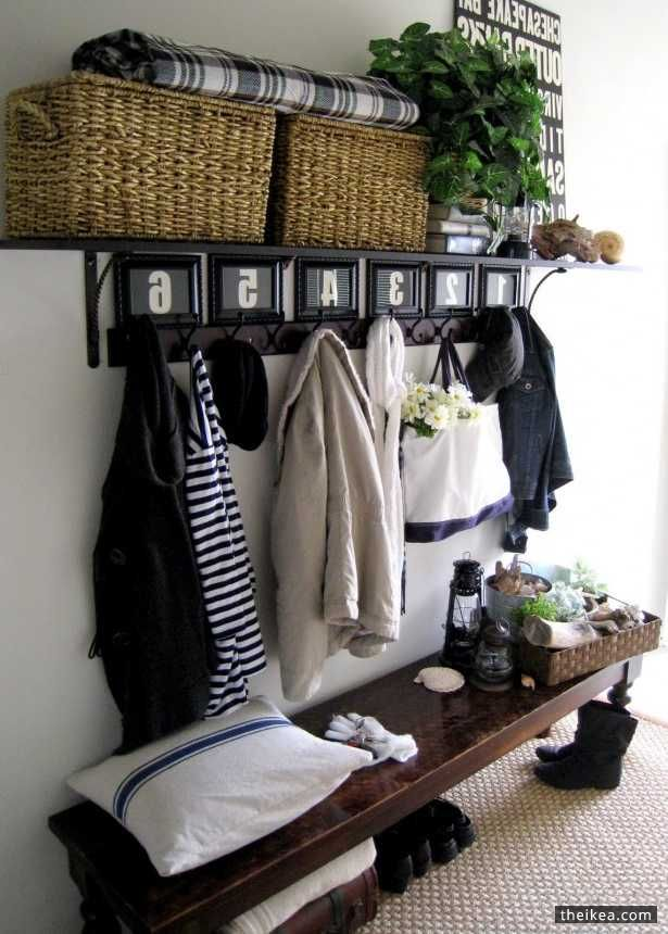 50 Multifunctional Entryway Bench Layout Tips To Try Out | Daily Decorating Ideas