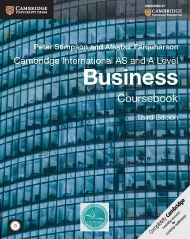22 best advanced asa level business books images on pinterest cambridge international as and a level business coursebook with cd rom third edition fandeluxe Gallery