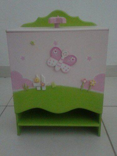 Porta Pañales Pañalero En Mdf Fibrofacil en venta en  Córdoba Córdoba por sólo $ 250,00 - CompraCompras.com Argentina