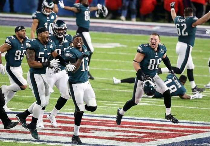 It still feels like a dream for us Eagles fans.. what was your favorite or best memories from the Eagles SuperBowl championship and then the exciting parade down Broad Street? BehindTheScenes #Football #NFL #videoediting #cinema #flashbackfriday #eagles #patriots #superbowl #movies #LoadedPixel #LoadedPixelCreative #Videoproduction #Video #Editing #film #Filmmaking #BTS #News #Sports #professionalSports #TBT #ThrowbackThursday #Production #photographer #photography #newenglandpatriots…