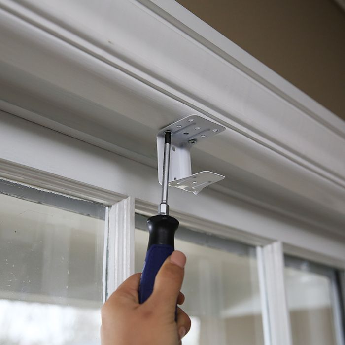 How To Install Window Blinds With