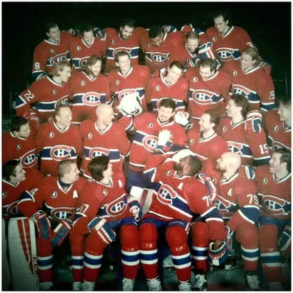Une belle chimie au sein du Canadiens de Montréal.