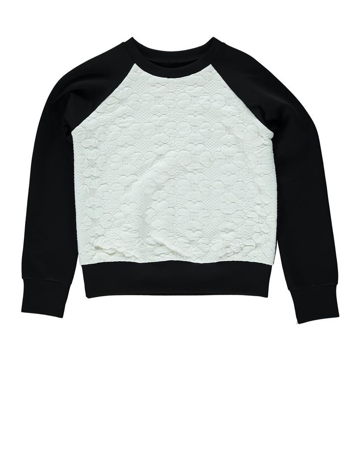 Scuba Quilted Track Top