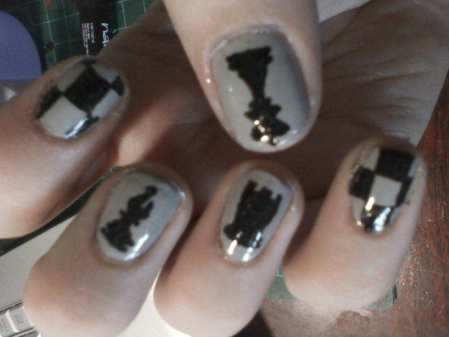 87 best **Games Nail\'s** images on Pinterest | Nail ideas, Pretty ...