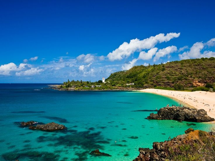 WAIMEA BAY BEACH PARK (OAHU, HAWAII)