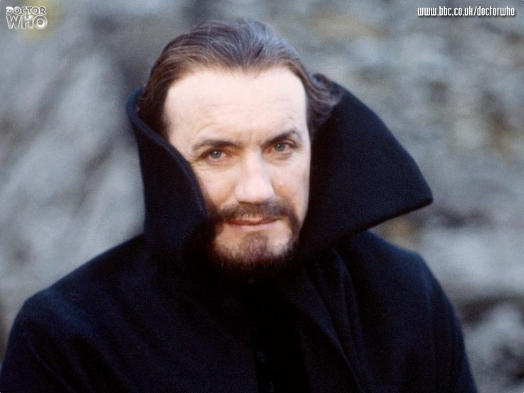 The Master | Anthony Ainley