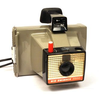 Vintage polaroid cameras for sale